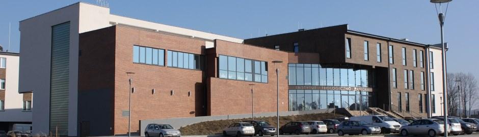 Siedziba Biblioteki ITPiWSD